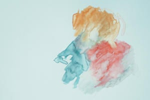 JavaScript tutorial: Create a watercolor edge with P5.js