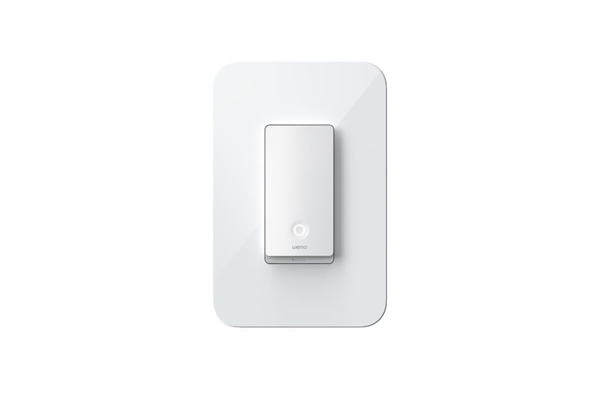 Wemo debuts redesigned (and cheaper) in-wall smart switches