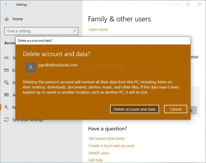 win10 sharepc delete account dec18