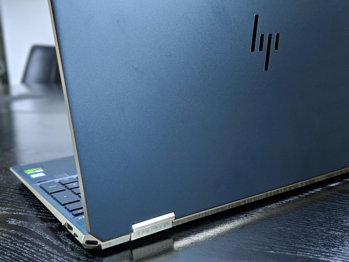 HP Spectre x360 15 (2019) review: A prettier, more powerful