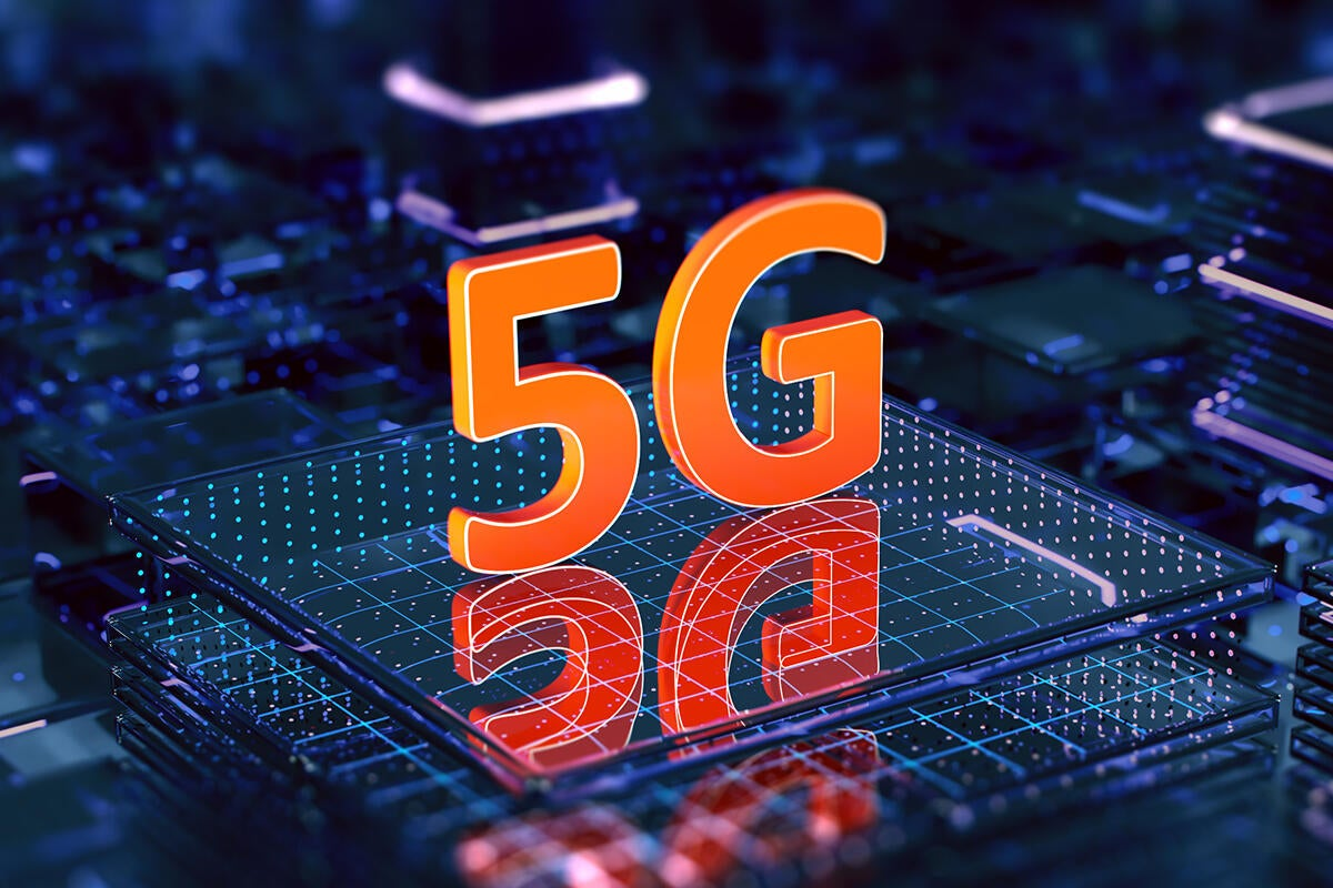 5G mobile wireless network technology