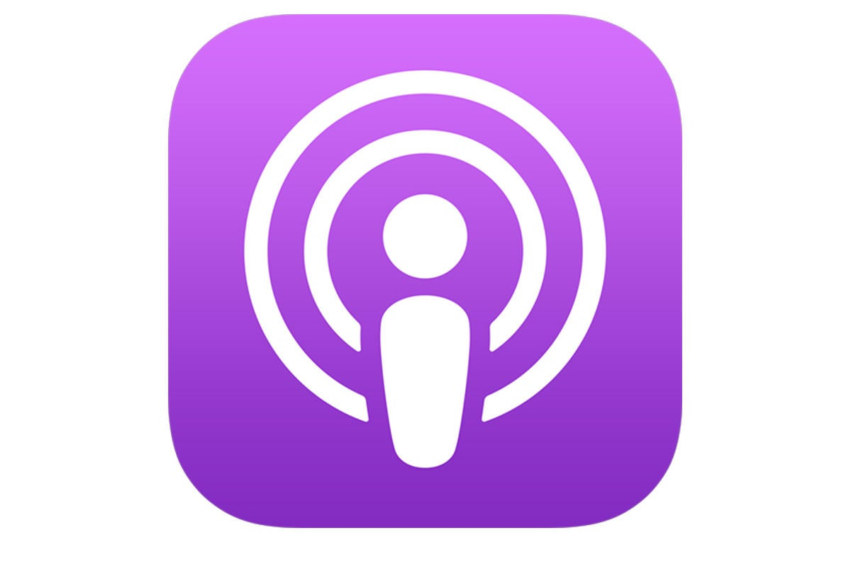 Image result for apple podcast icon