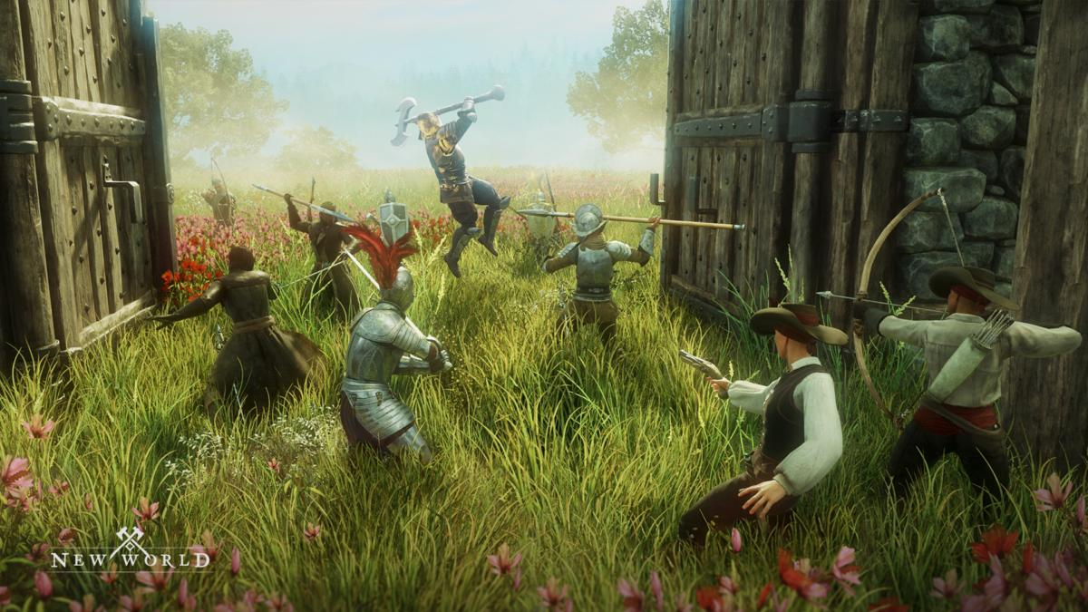 New World preview: Amazon's debut video game is a sandbox MMO with a