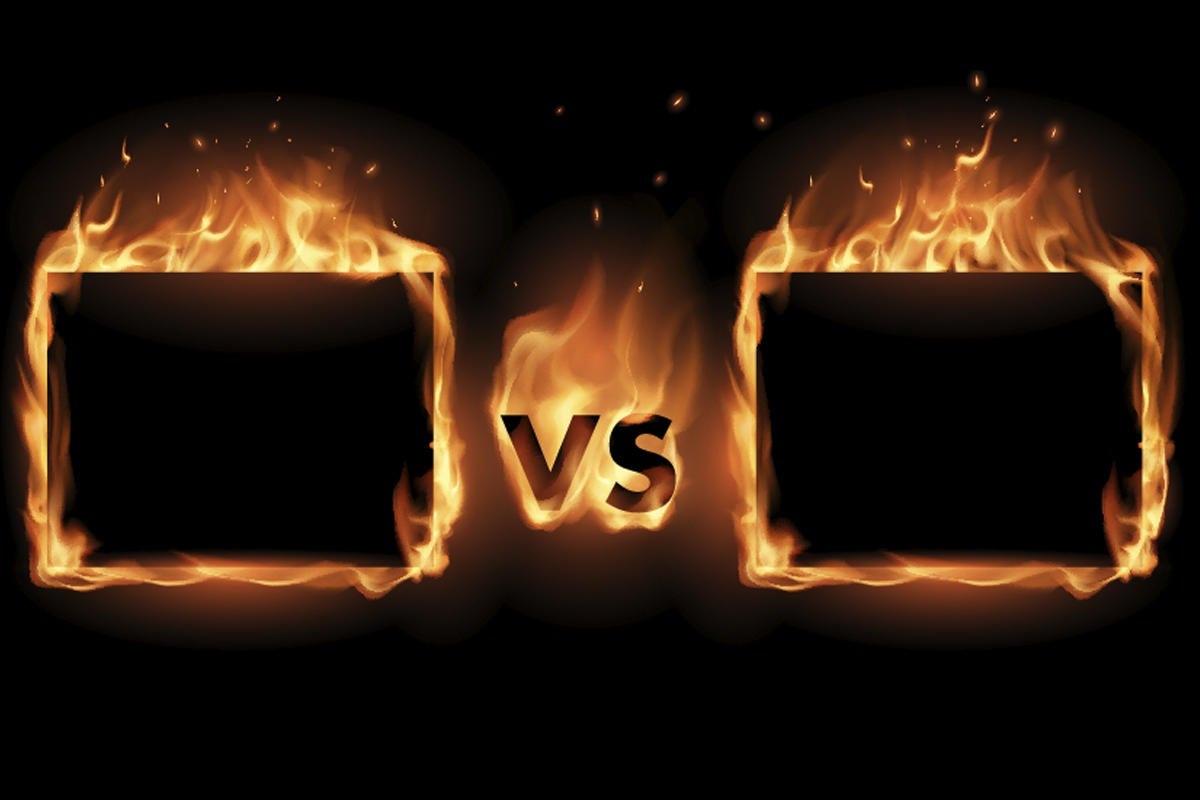 Node js vs  Java: An epic battle for developer mindshare | InfoWorld