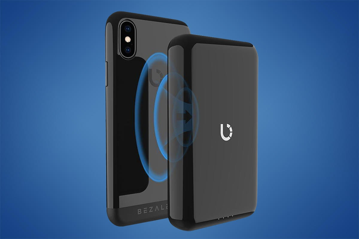 BEZALEL Prelude wireless portable charging