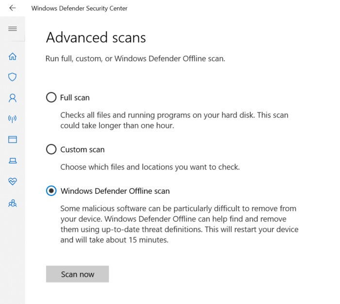 How to identify, prevent and remove rootkits in Windows 10
