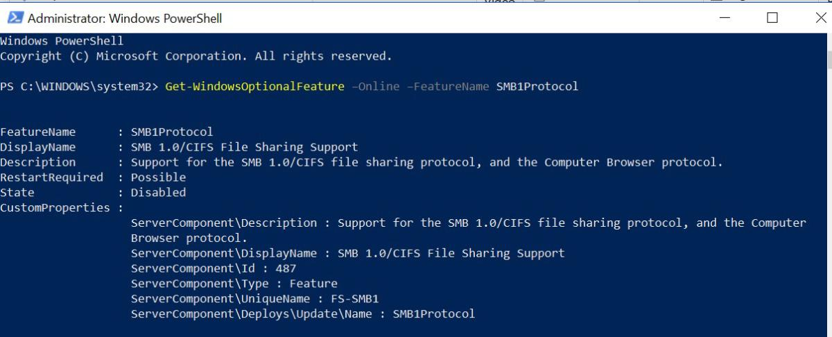 How to harden Windows 10 workstations and servers: Disable
