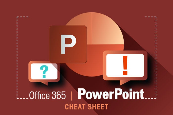 PowerPoint for Microsoft 365 cheat sheet