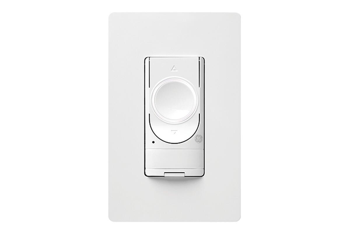 dimmer switch start motion sensor