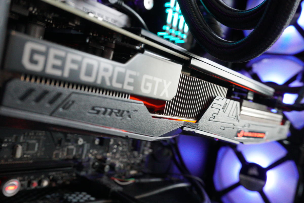 Asus ROG Strix GeForce GTX 1660 Ti review: GTX is back with