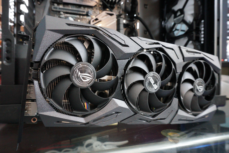 ROG Strix GeForce GTX 1660 Ti
