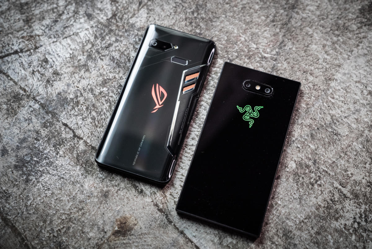c74275721fe Asus ROG Phone review: Too much gamer in one phone | PCWorld