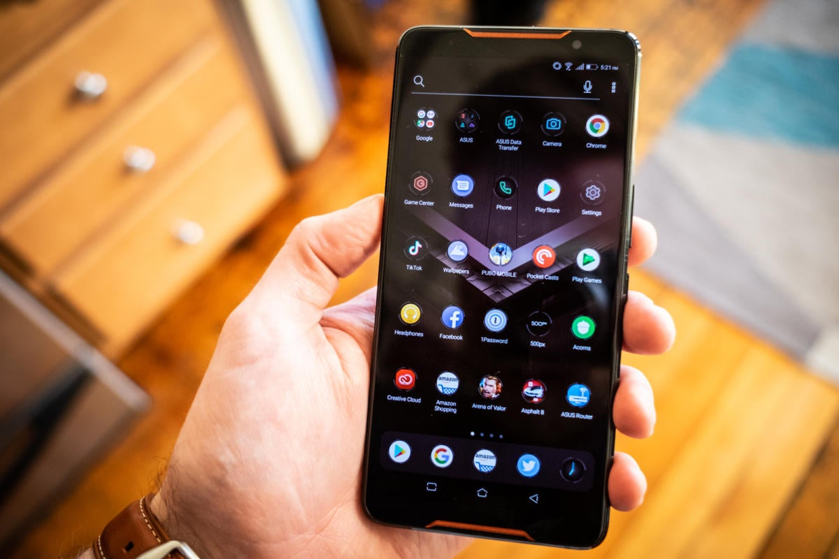 Asus ROG Phone review: Too much gamer in one phone | PCWorld