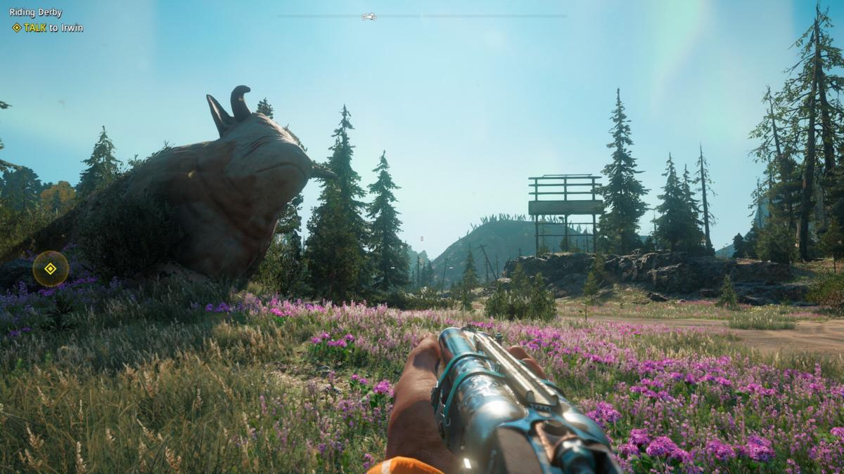 Far Cry New Dawn Review A Surprisingly Satisfying Refresh With