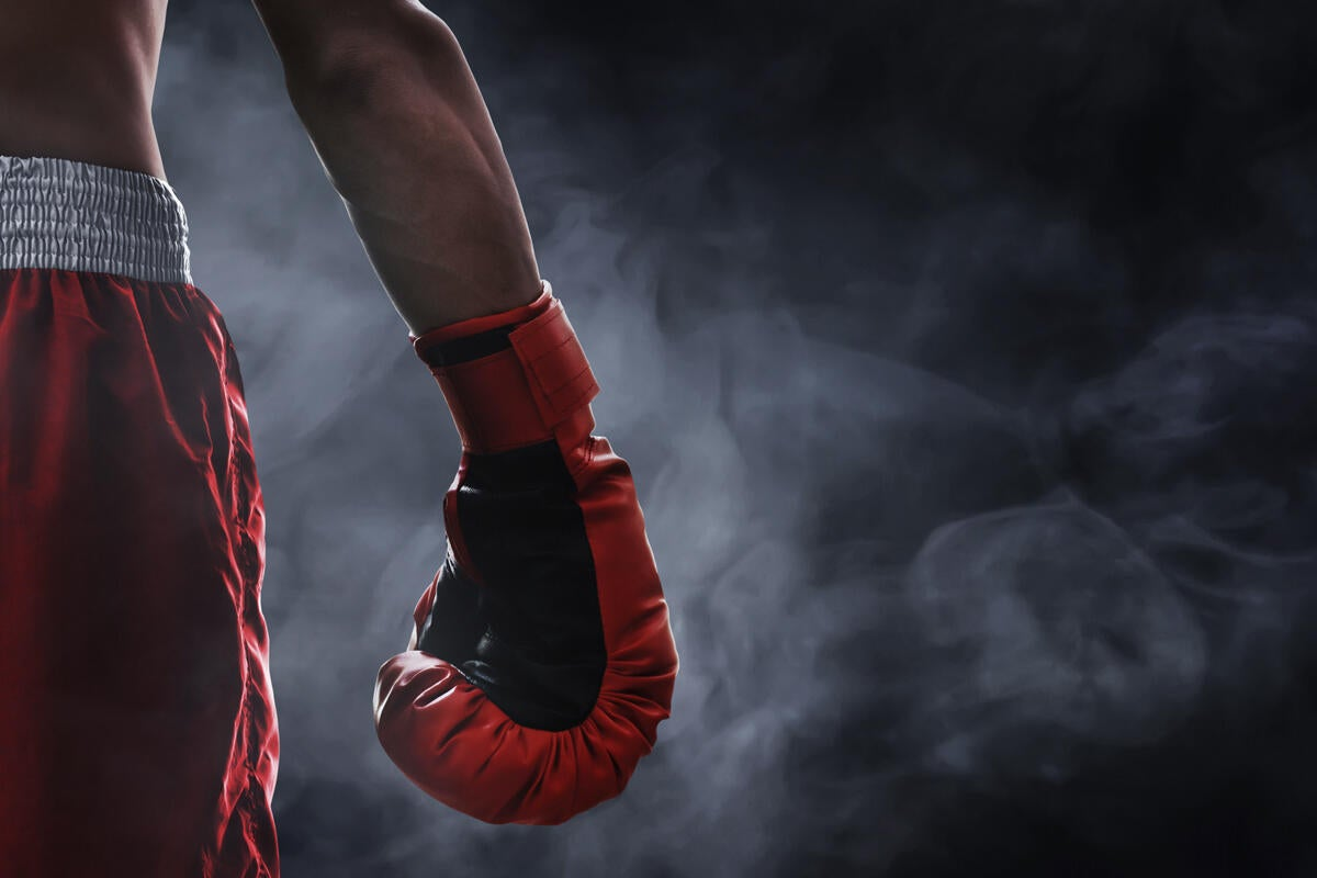 fighter boxer competition boxing glove best fight  totokita getty