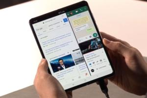This is how Android will work on the Samsung Galaxy Fold and other foldable phones