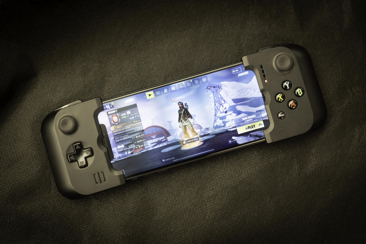 Gamevice Review A Good Iphone Game Controller But Not For Fortnite Macworld