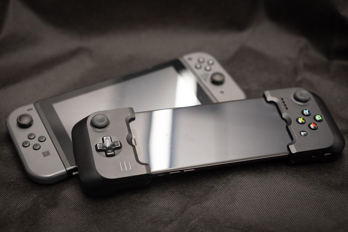 gamevice nintendo switch