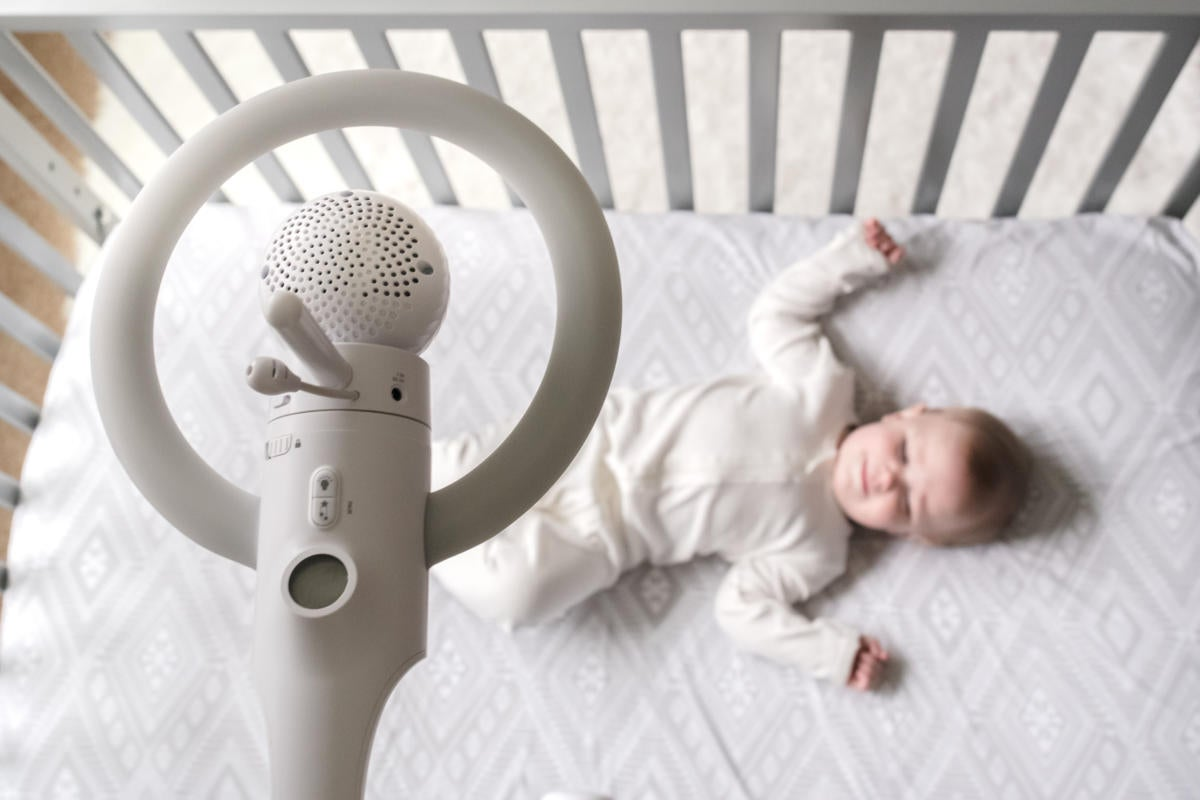 Motorola Halo Baby Monitor Review A Bird S Eye View Of Your Child Techhive