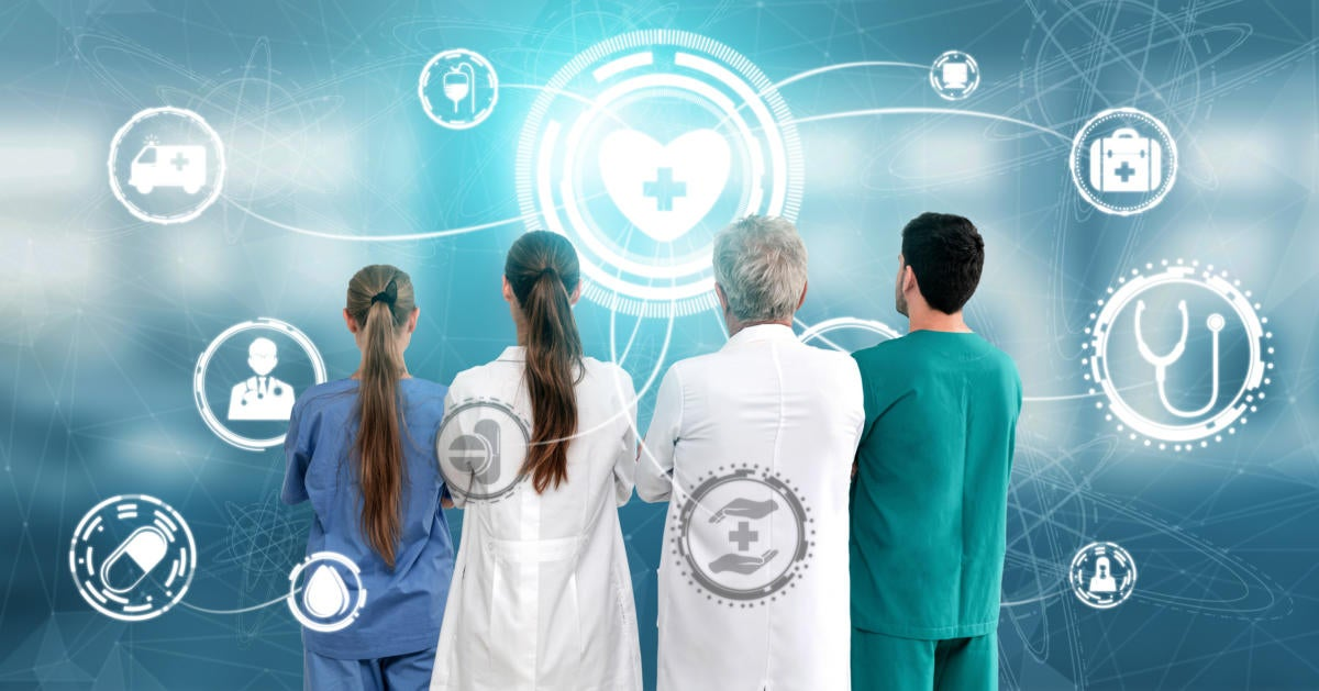 Defining the post-COVID-19 digital transformation of healthcare
