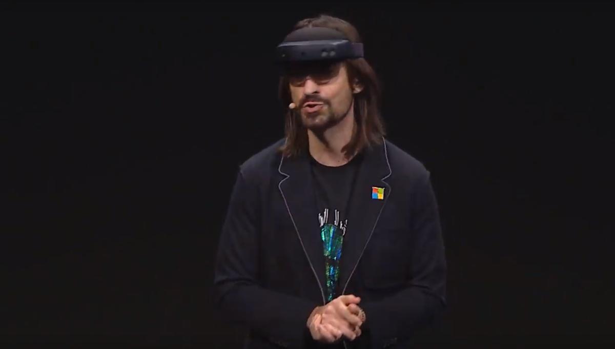 Microsoft HoloLens 2