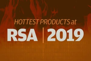 hottest products at rsa 2019 title slide