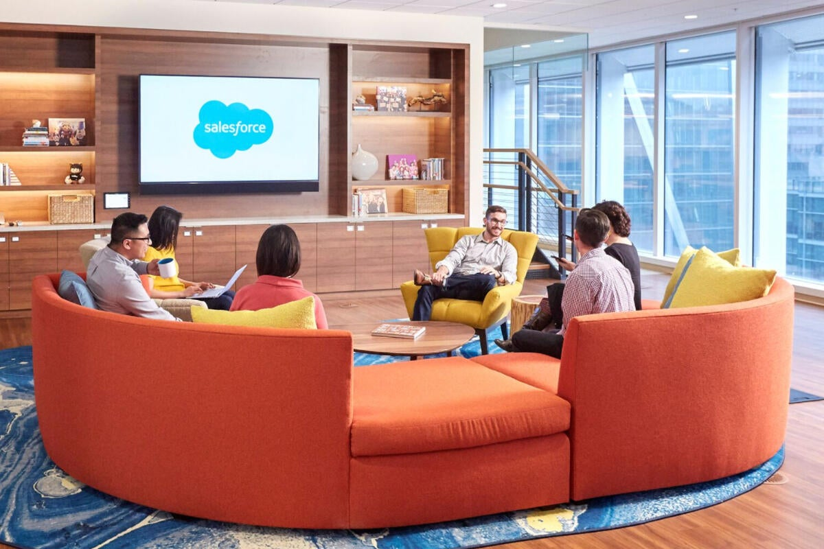 Empower your teams with Salesforce's productivity platform — get started for free