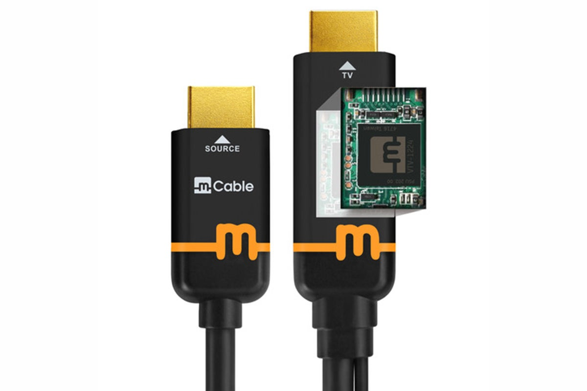 Marseille mCable Cinema Edition review: This expensive HDMI cable is mostly worth it