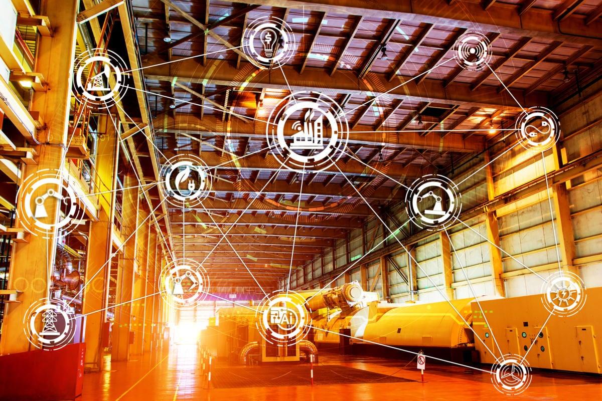 Industry 4.0 / Industrial IoT / Smart Factory