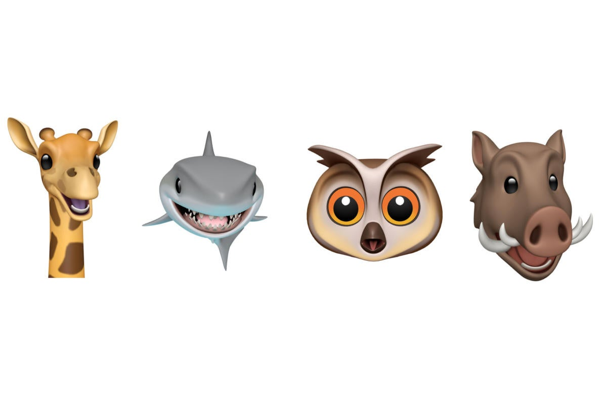ios 12 2 animoji