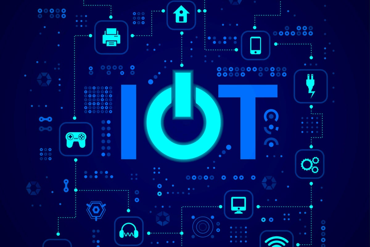 IoT > Internet of Things > network of connected devices