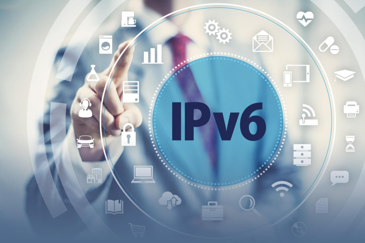 ipv6 wireless network apps smart technology iot