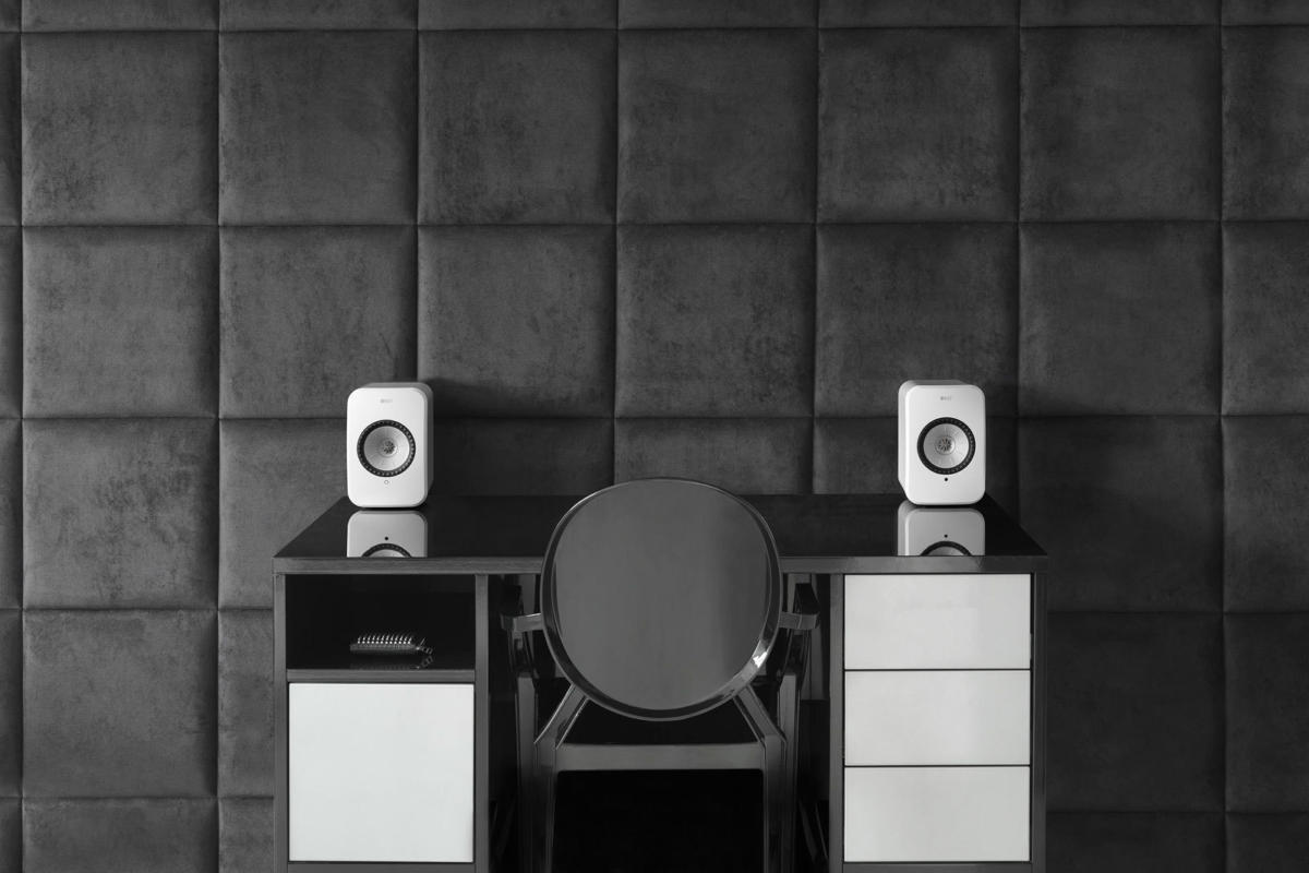 KEF LSX review: These small but mighty wireless speakers
