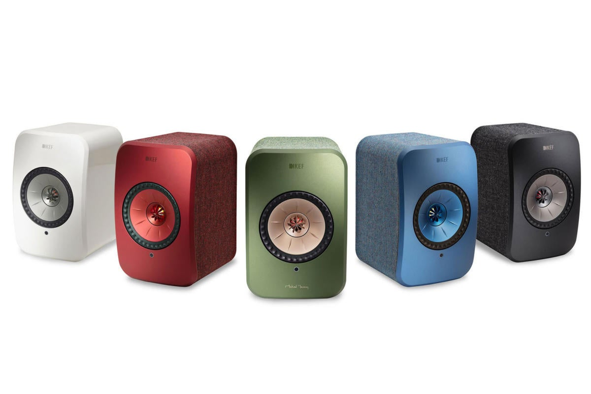 KEF LSX review: These small but mighty wireless speakers deliver