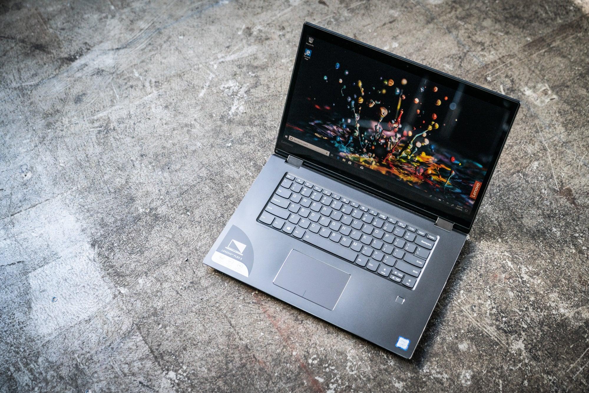 Lenovo Flex 5 15 review: A good laptop, an awkward tablet   PCWorld
