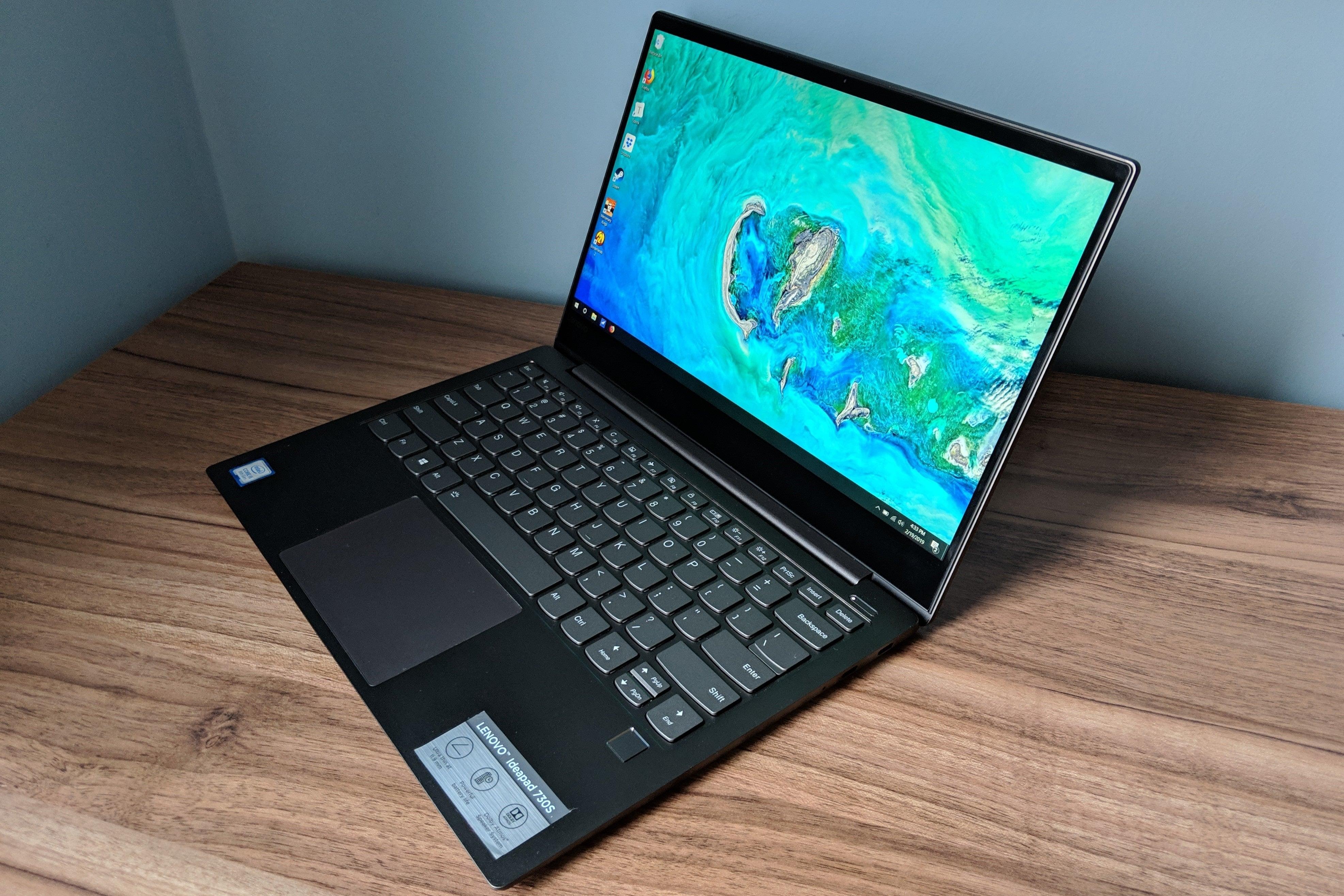 b3998e6a9a8 Lenovo IdeaPad 730S review: A slick laptop with no gimmicks | PCWorld