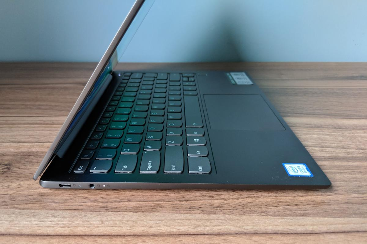 Lenovo IdeaPad 730S review: A slick laptop with no gimmicks | PCWorld