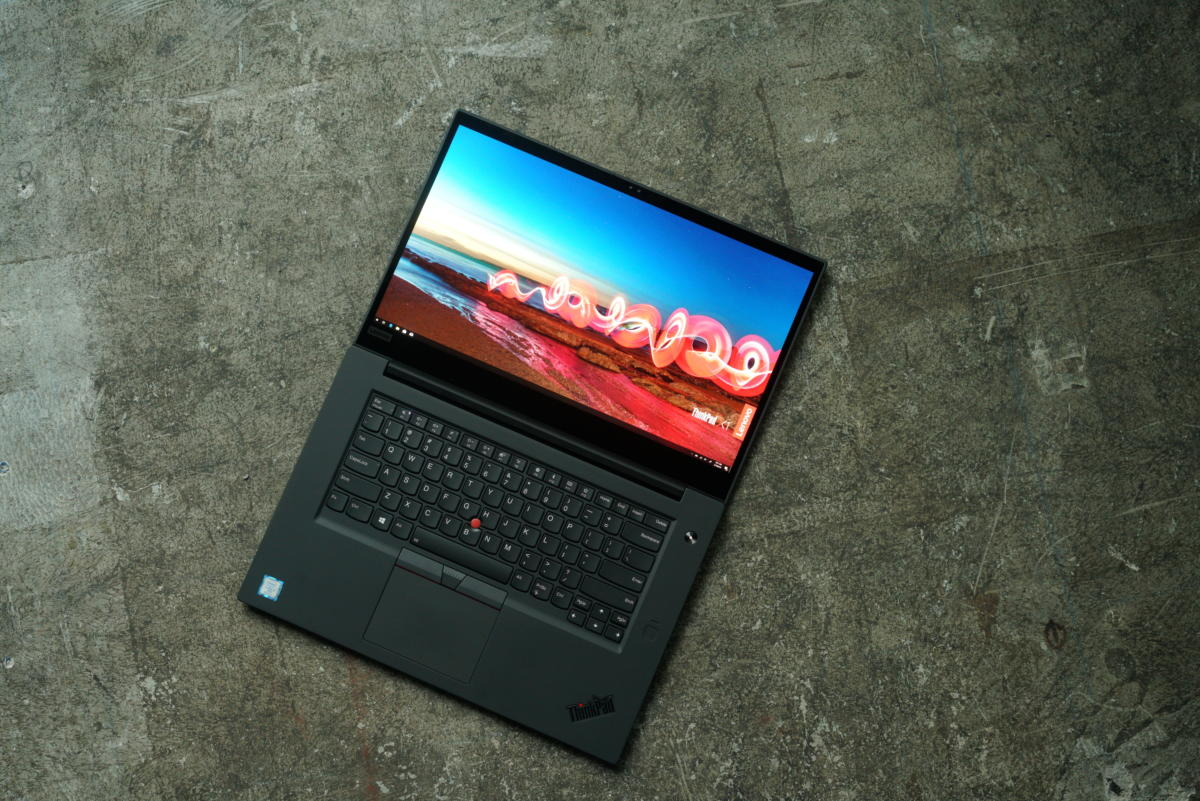 Lenovo ThinkPad X1 Extreme Review: Thin, fast and all