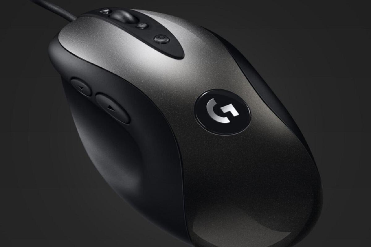 Logitech brings back its MX518 gaming mouse with an updated version for 2019