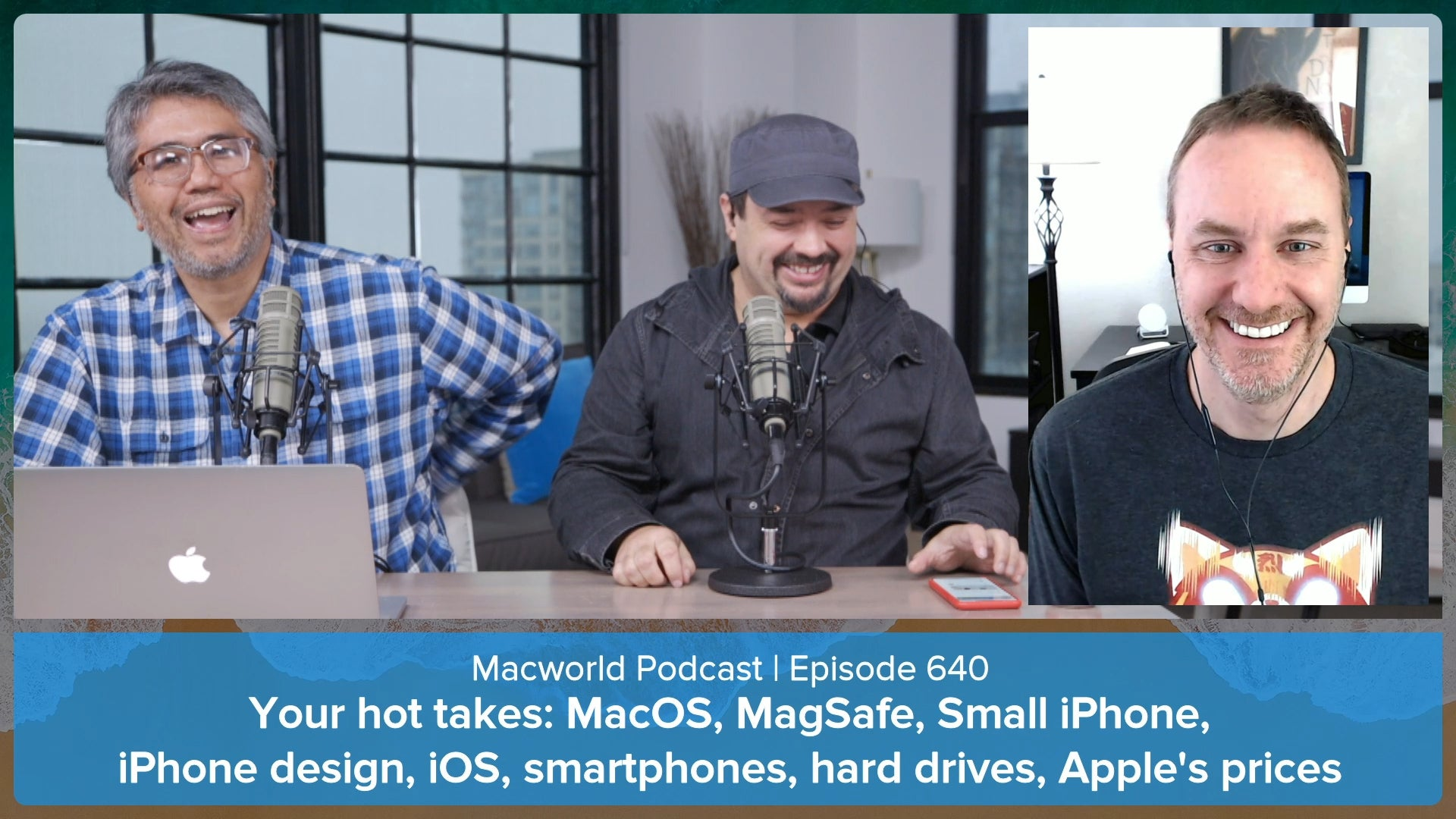 Macworld Podcast episode 640