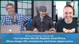 Macworld Podcast episode 640
