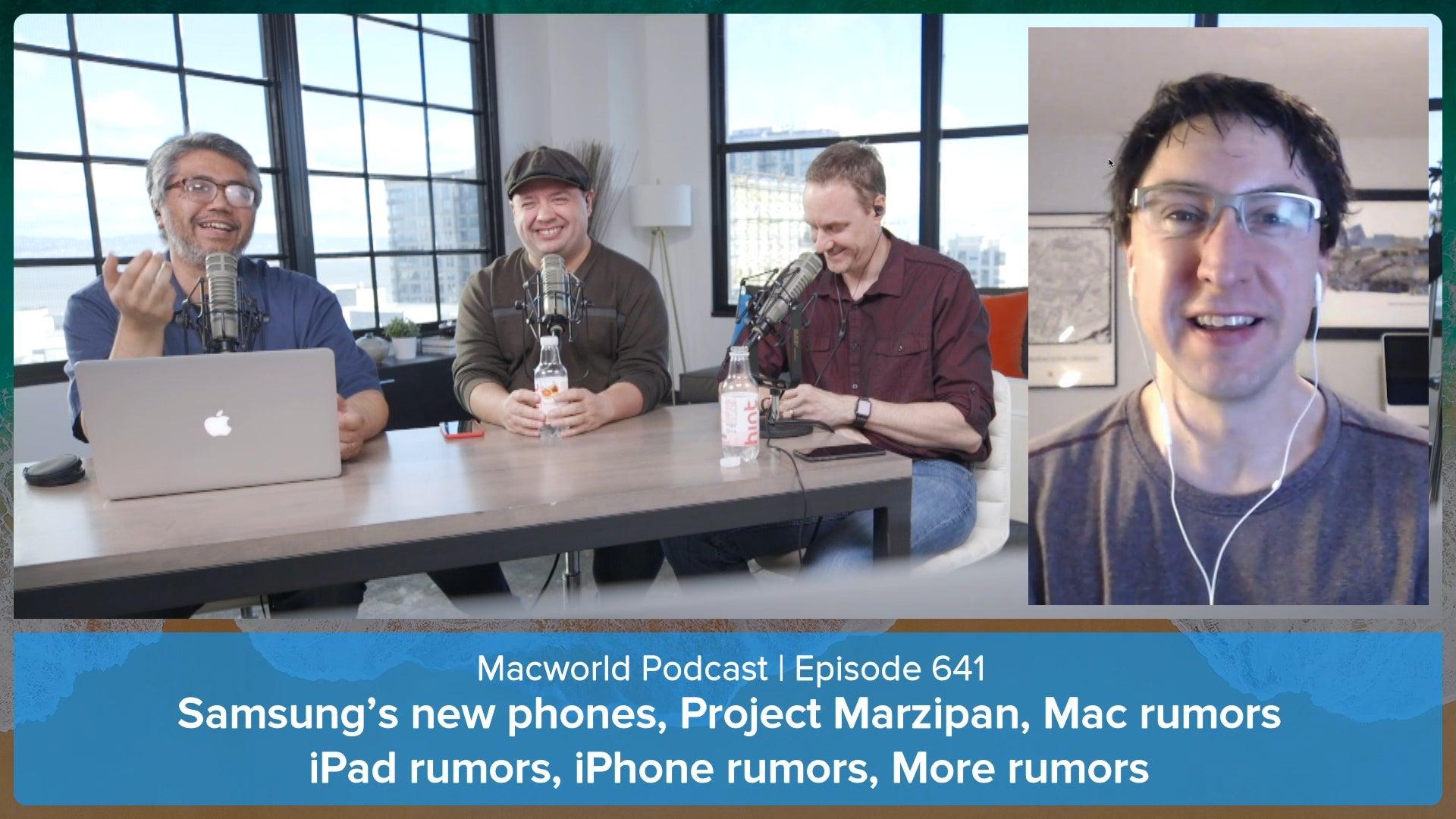 Macworld Podcast 641