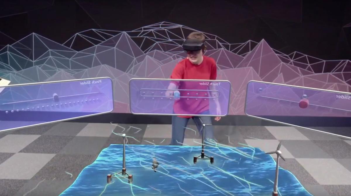Microsoft HoloLens 2 playground