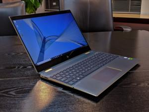 HP Spectre x360 15 (late 2018) primary