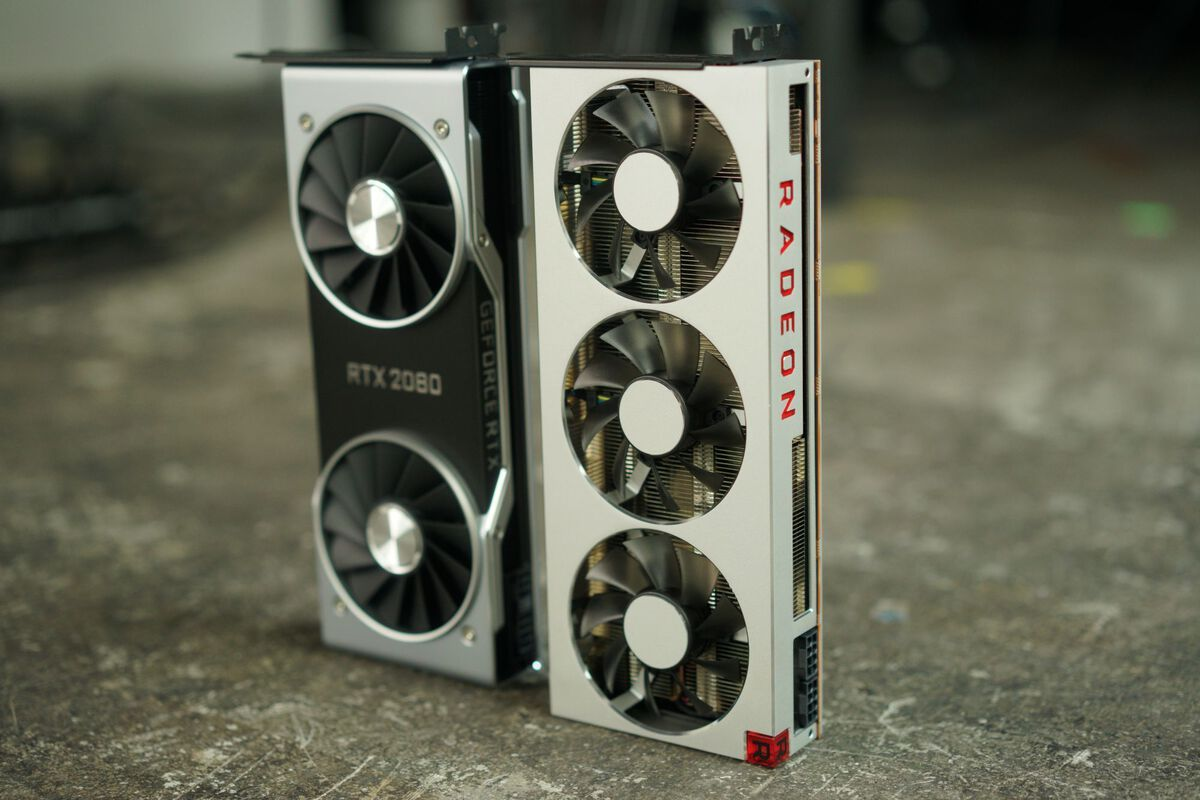 Ask a PC expert: AMD Radeon vs. Nvidia GeForce graphics ...