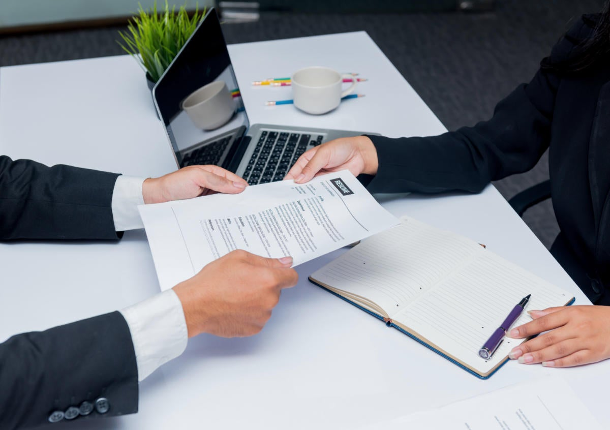 Free tech resume samples: Before and after examples, expert advice | CIO
