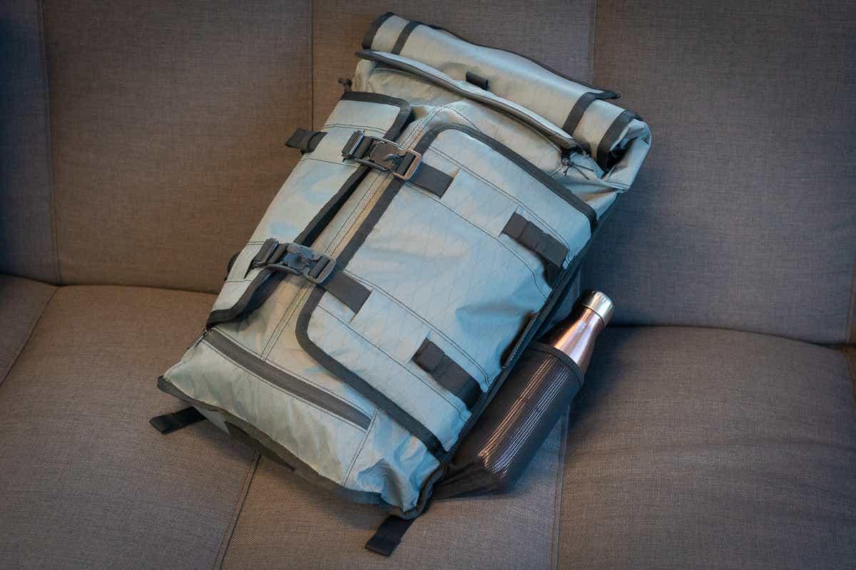 Rhake VX Weatherproof Laptop Backpack