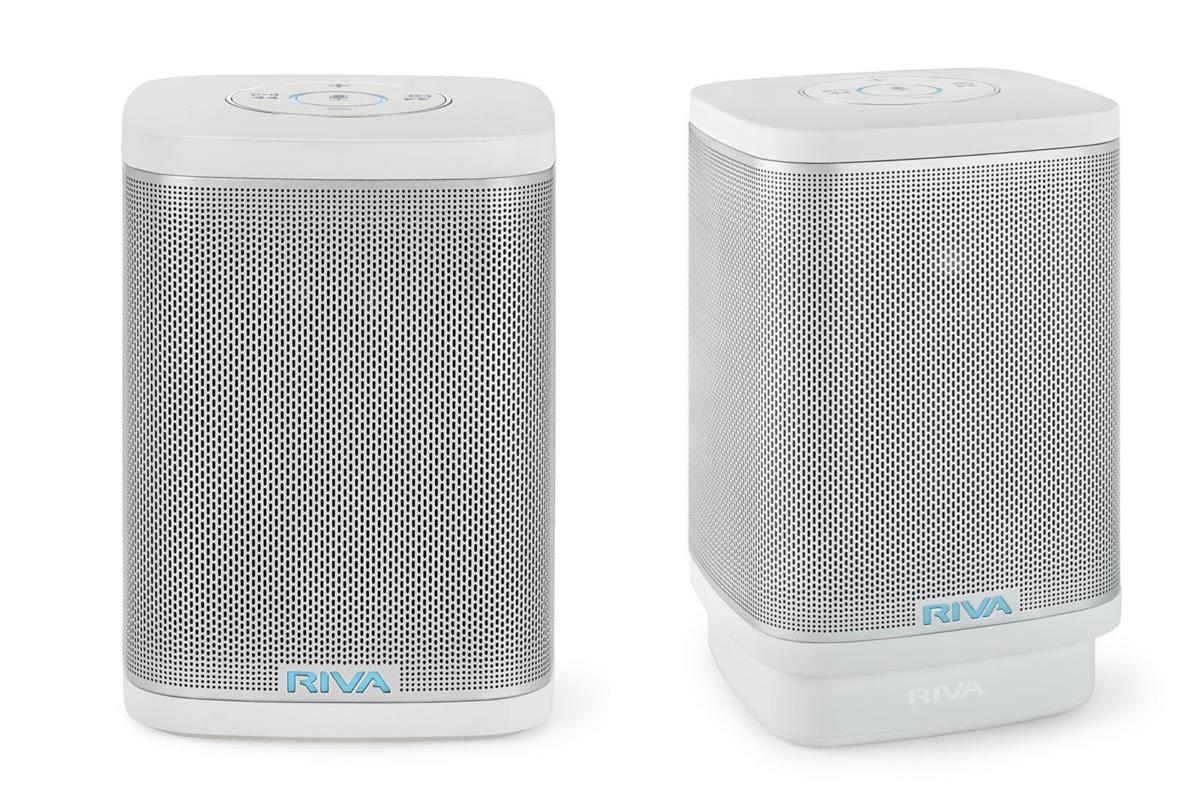 Riva Concert Amazon Alexa-powered smart speaker.