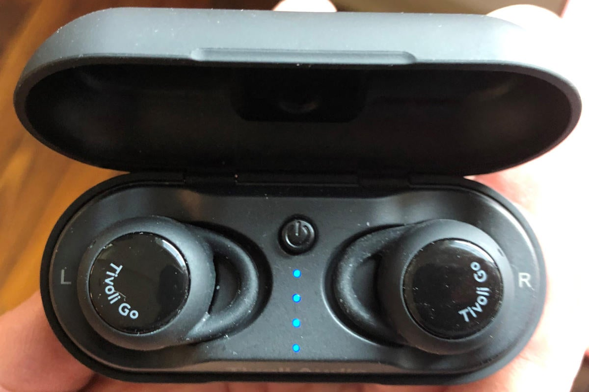 Tivoli Audio Fonico in charging case