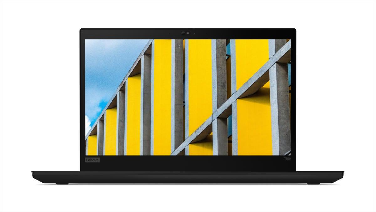 Lenovo's ThinkPad T490 emphasizes display improvements in